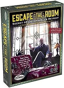 Escape The Room - El Secreto del Dr. Gravely: Amazon.es: Juguetes y juegos