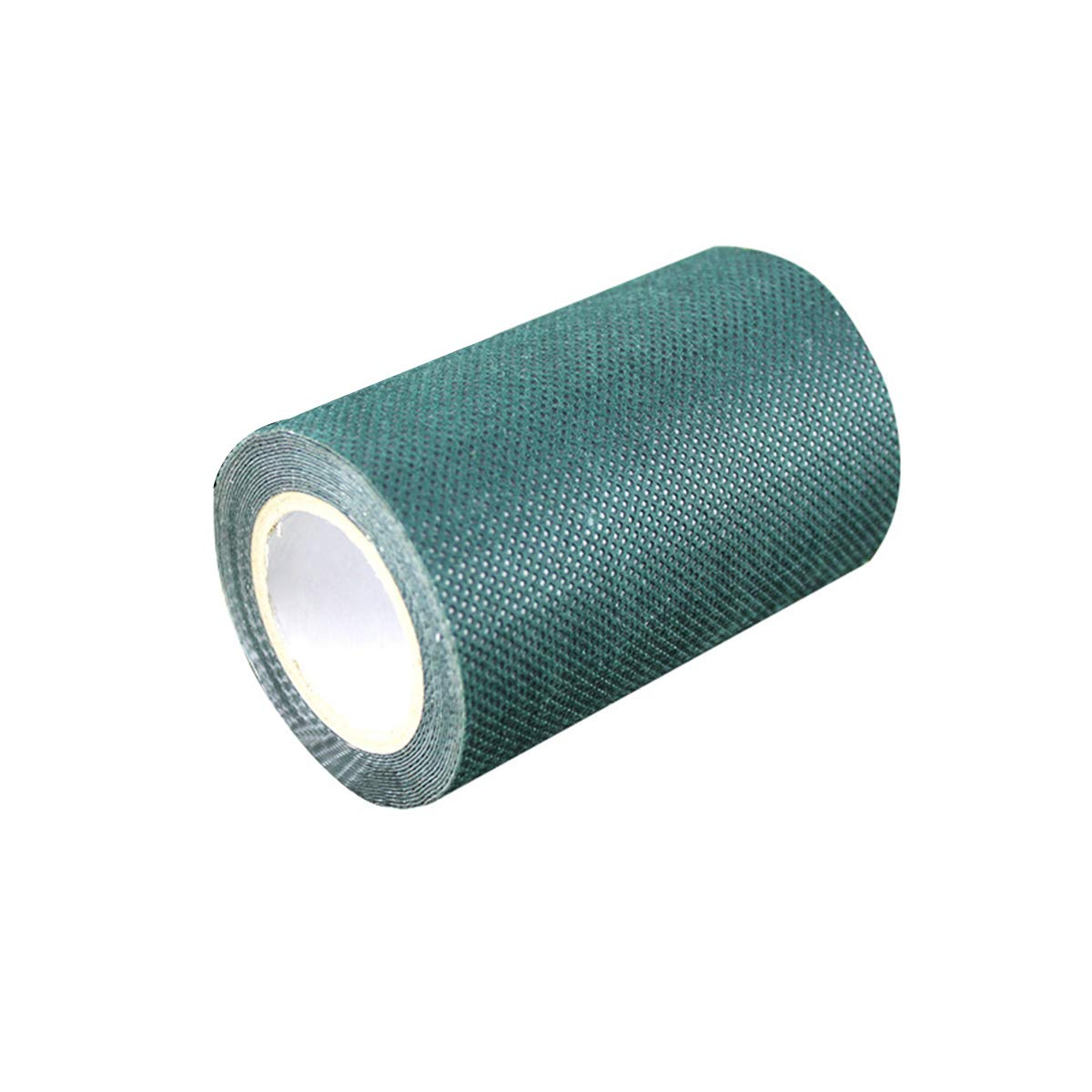OUNONA Artificial Grass Tape Self-adhesive Seaming Double-sided Turf Tape(Green)