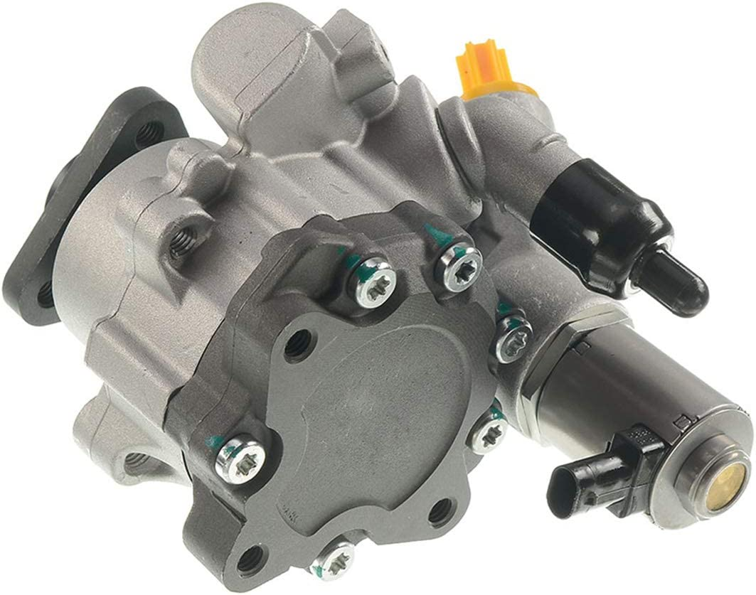 A-Premium Power Steering Pump Without Pulley Compatible with Audi A4 Quattro A5 Quattro S4 S5 2008-2012