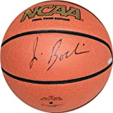 NCAA Syracuse Orange Jim Boeheim Autographed Basketball, Brown