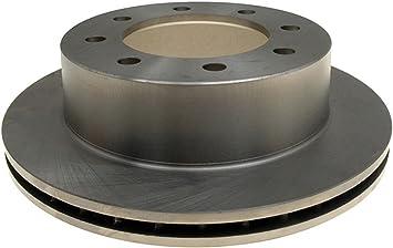 ACDelco 18A833A Advantage Non-Coated Rear Disc Brake Rotor