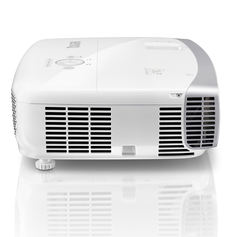 BenQ DLP HD 1080p Projector (HT2050) - 3D Home Theater Projector with All-Glass Cinema Grade Lens and RGBRGB Color Wheel by BenQ (Image #7)