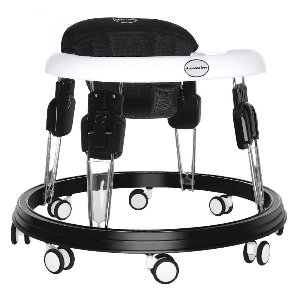 GAOYY Andadores para Bebé Plegable Ajustable Andador para Bebé ...
