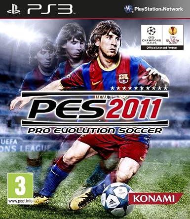 Pro Evolution Soccer 2011 (PES 2011): Amazon.es: Videojuegos