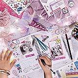 DIY Unicorn Journaling Set/Scrapbook Kit for Girls