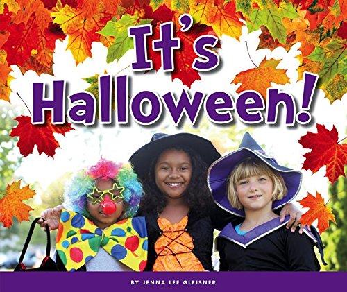 Download It's Halloween! (Welcome, Fall!) pdf epub