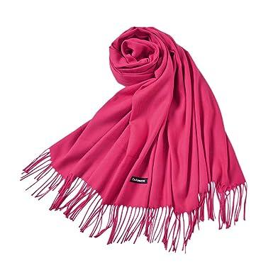 Cinnamou - Pañuelo para Mujer, diseño Moderno, multifunción ...