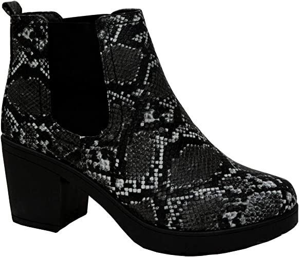 CucuFashion Ankle Boots for Women