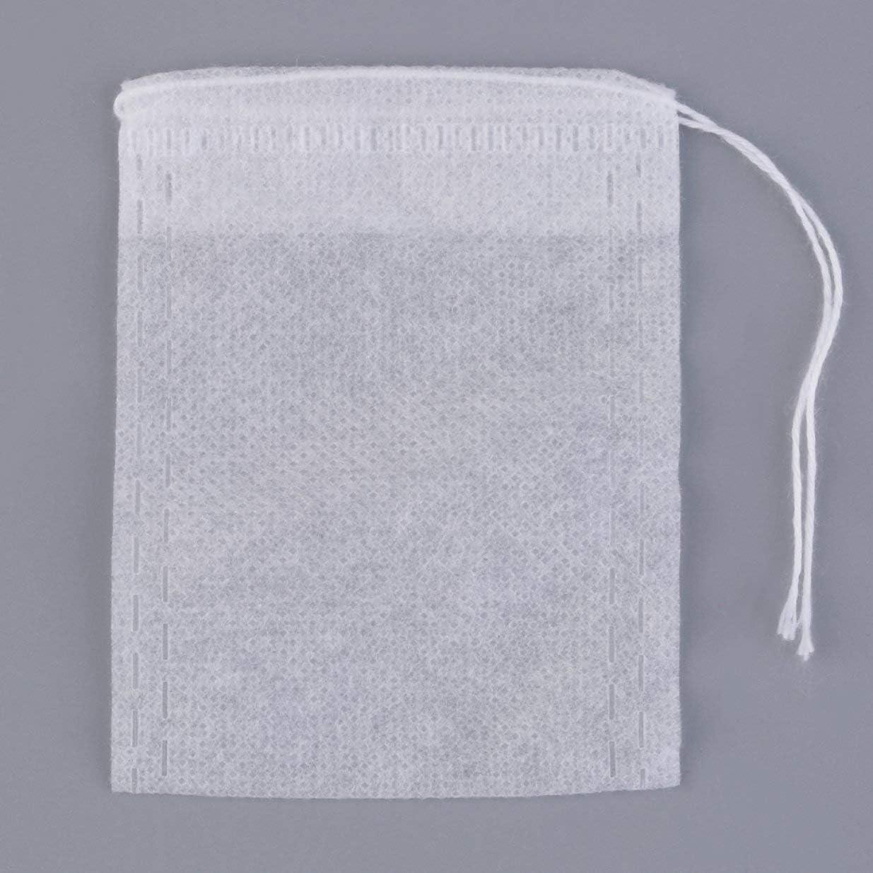 Sairis 100 pcs//lot Vide Sachets De Th/é Cha/îne Thermoscellage Filtre Papier Herbe L/âche Sachets De Th/é Sachet De Th/é Pour La Maison et Voyage N/écessit/és