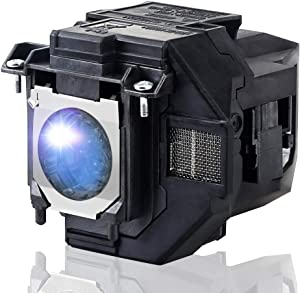 Replacement Projector Lamp for Epson ELPLP96/ V13H010L96 DT Home Cinema PowerLite 2150 2100 1060 660 760hd VS250 hd141x Projector Bulb with Housing