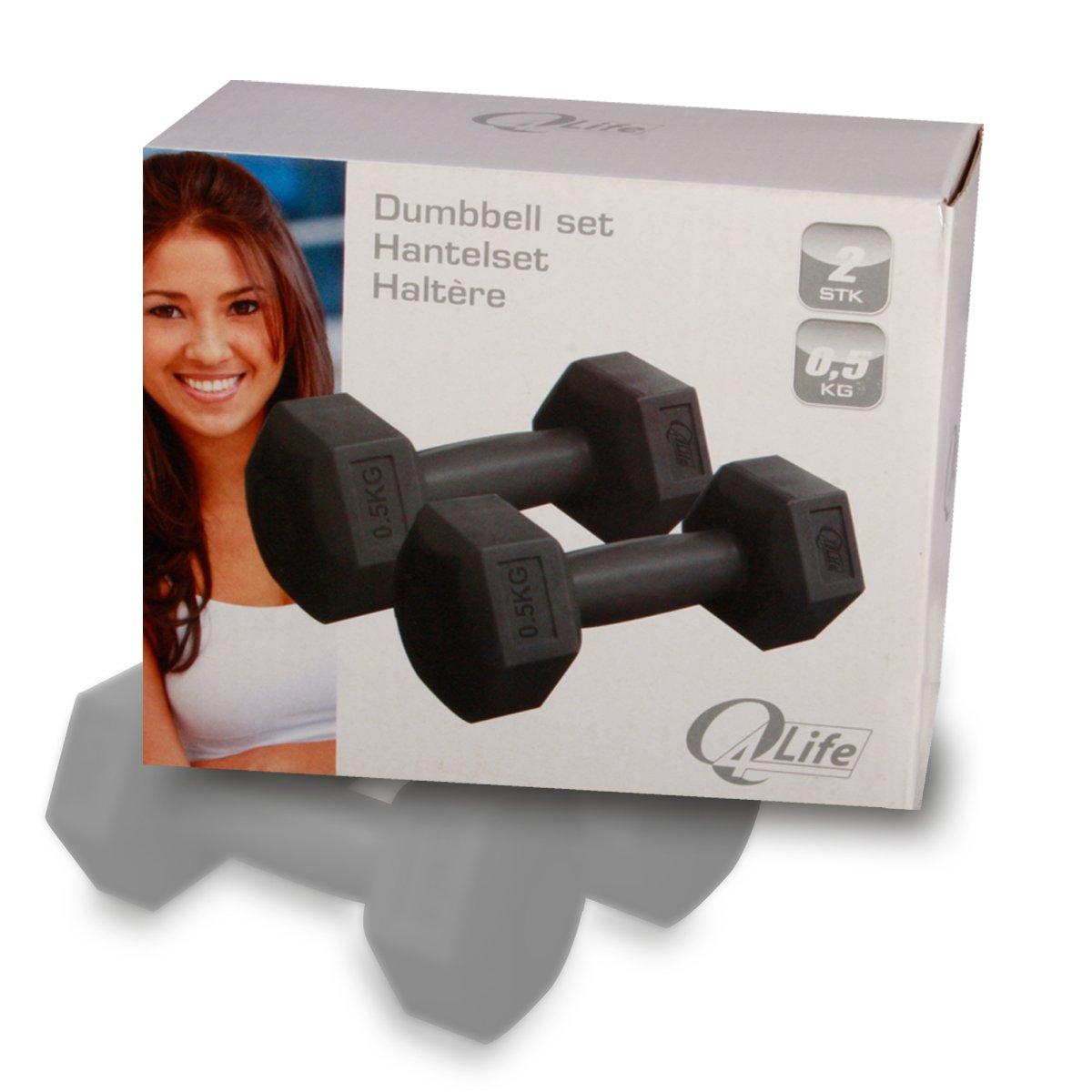 en noir pour la gymnastique ou lendurance 2/x/0,5/kg utilisable partout 2/è lot dhalt/ères courts de Torrex