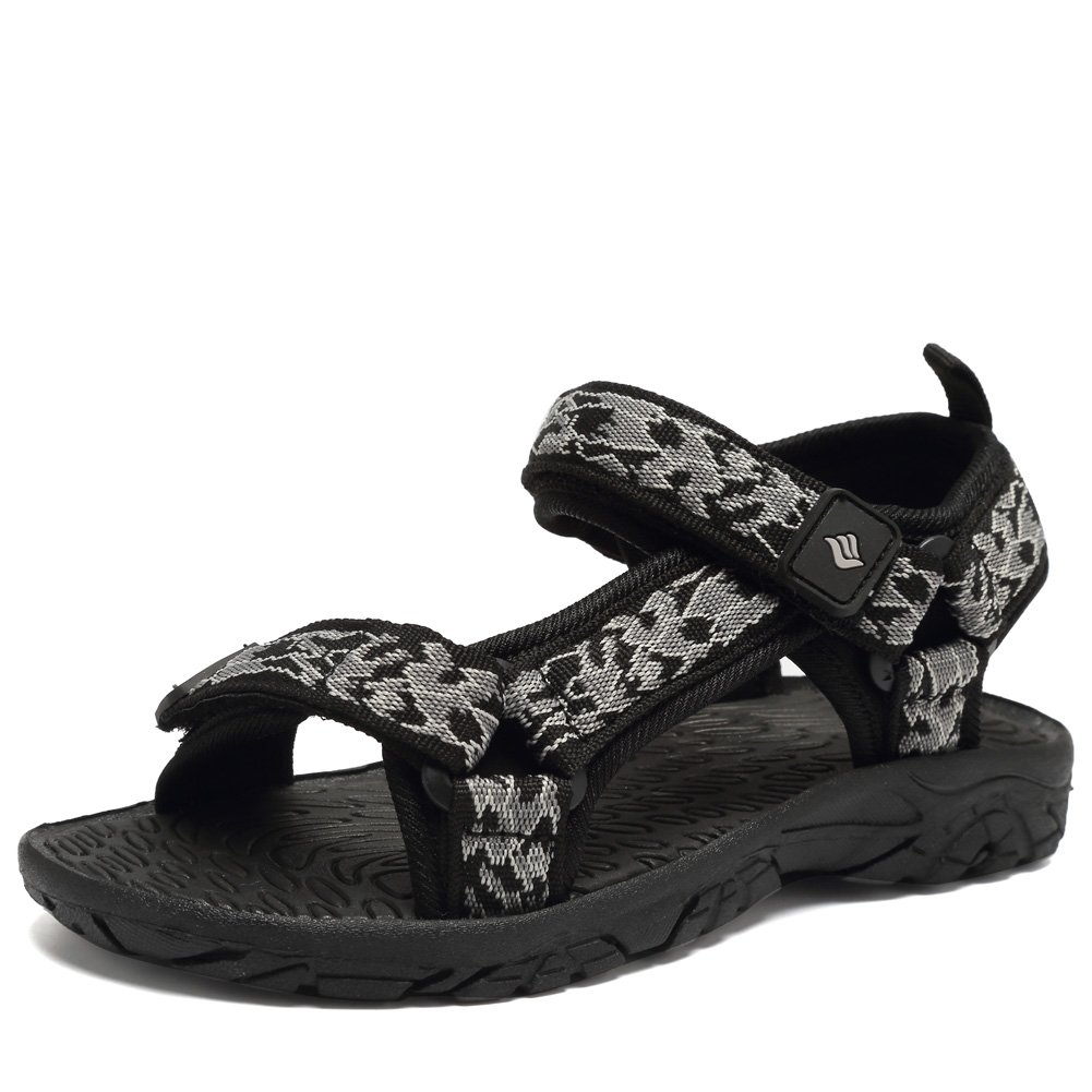 CIOR Fantiny Kids Athletic Sandals Boy Girls' Two-Straps Open Toe Beach Sports Sandals (Little Kid/Big Kid)