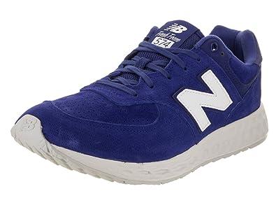 new product bc8db bd18c Amazon.com | New Balance Men's 574 Fresh Foam Running Shoe ...