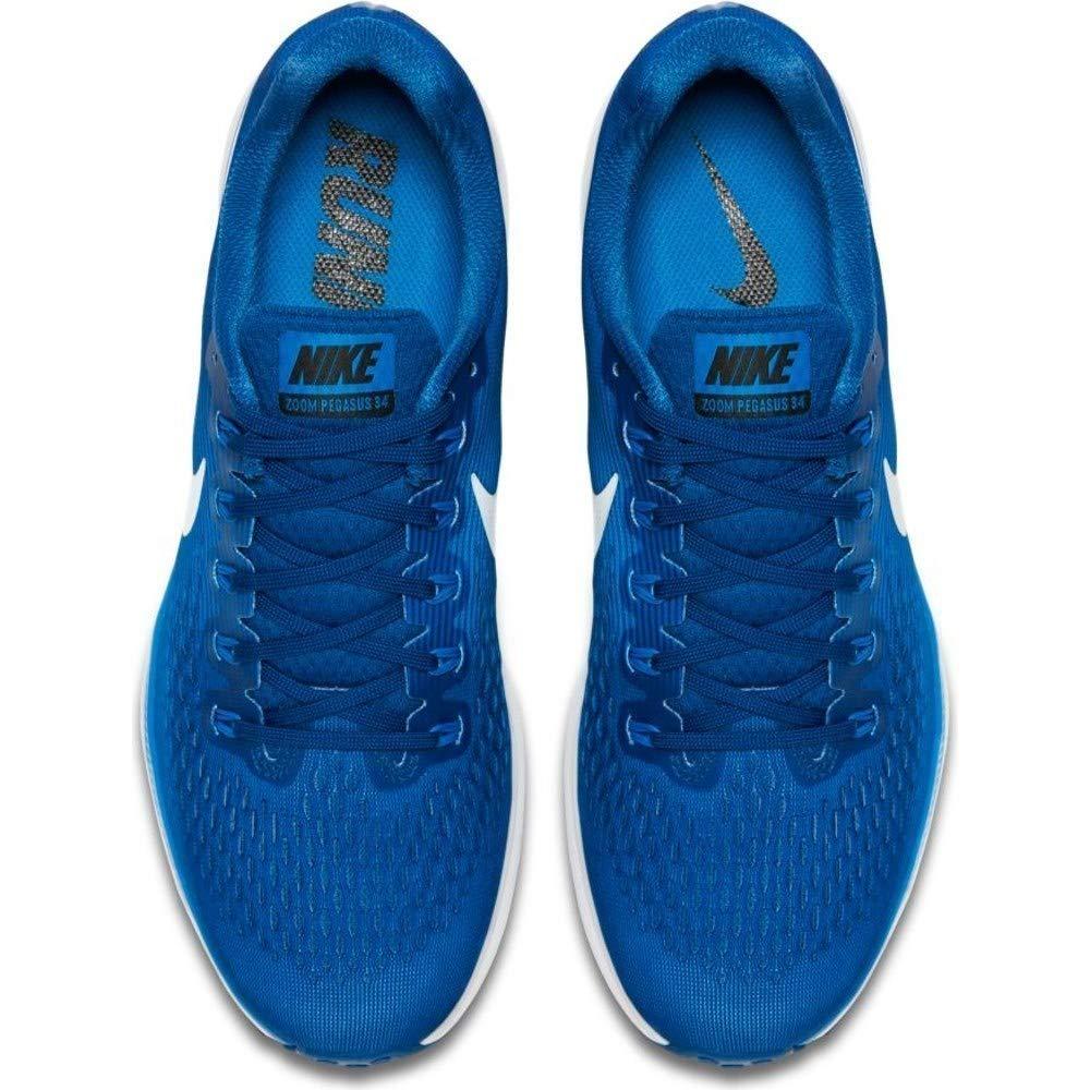 Nike Air Zoom Pegasus 34 Scarpe Running Uomo Blu Spring Summer 2018   Amazon.it  Scarpe e borse 60f79e5cda7