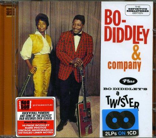 Bo Diddley - Bo Diddley & Company / Bo Diddley