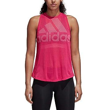 adidas Magic Logo Camiseta Mujer: Amazon.es: Deportes y