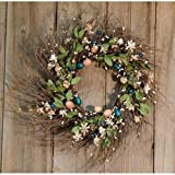 Heart of America Country Easter Wreath 20''