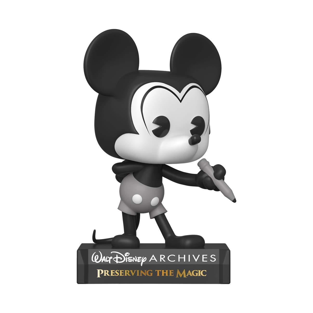 Funko Pop! Disney: Archives - Plane Crazy Mickey, Multicolour