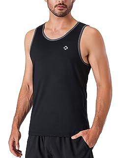 013f2de5db53 Naviskin Men s Athletic Training Tank Top Quick-Dry Muscle Sleeveless Shirt