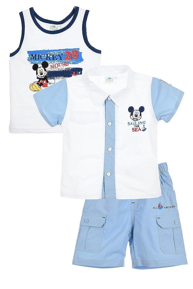 Beb/è maschietto Mickey Mouse Completino sportivo