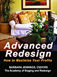 Advanced Redesign, Barbara Jennings, CSS/CRS, 0961802650