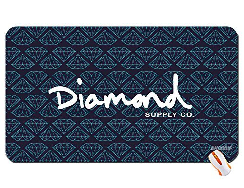 Diamond Supply Wallpaper Super Big Size Mousepad Dimensions