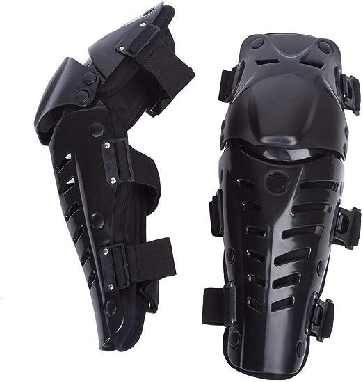 Wildken Knie Ellenbogen Knieprotektoren Lange Schienbeinschutz Rüstungsschutz Schienbeinschoner Armschützer Schutzausrüstung Für Motocross Motorrad Fahrrad Skateboard Fahrrad Auto