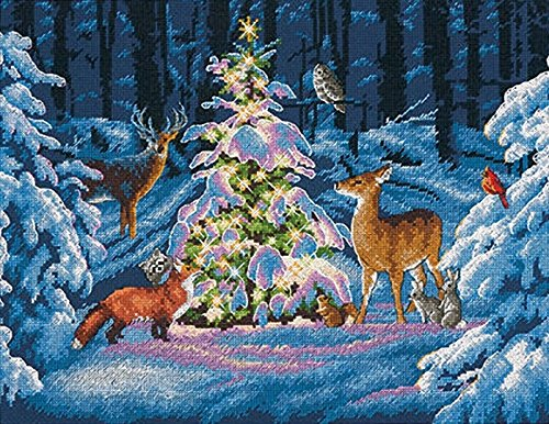 Dimensions Crafts Needlecrafts Counted Woodland