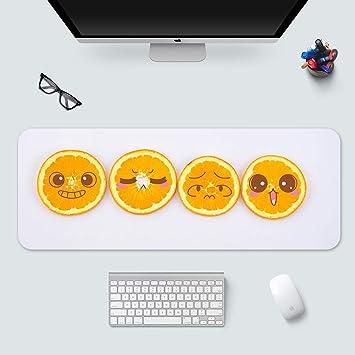 KTWMZ Alfombrilla Gaming 70X30Cm Lindo Paquete De Emoji De ...
