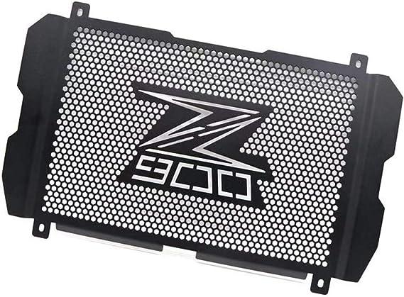 Cubierta protectora para rejilla de radiador de motor de motocicleta, de acero inoxidable, para Kawasaki Z900 17 – 19, As Picture Show, 422 x 244mm: Amazon.es: Hogar