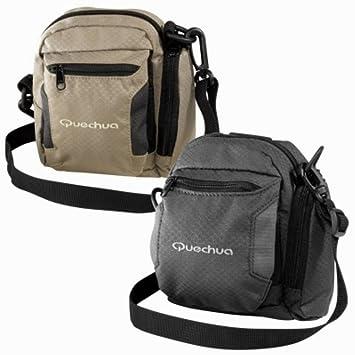 DECATHLON QUECHUA bolsa BEIGE Bolsa de cinturón: Amazon.es: Deportes y aire libre