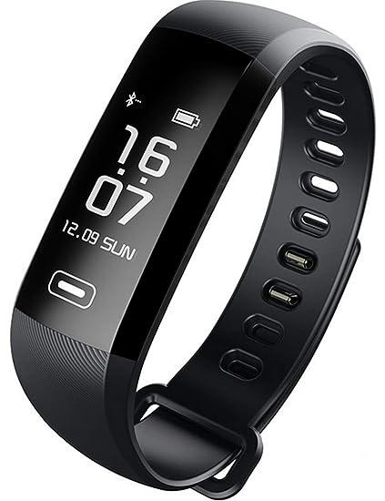 Pulsera Actividad Reloj Inteligente Fitness Tracker Multifuncional Cuenta Pasos CaloríAs, Smartwatch Fitness Tracker Para Hombre Y Mujer: Amazon.es: Relojes