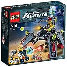 Lego Agents Ultra 70166 - Spyclops - Infiltration [German Version]