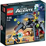 LEGO Agents 70166: Spyclops Infiltration