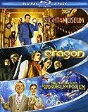 3 pack blu ray - Kid Blu-ray 3-Pack (Night at the Museum / Eragon / Mr. Magorium's Wonder Emporium)