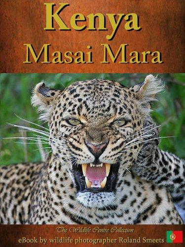 eBook Fotográfico da Masai Mara (da Wildlife Centre Collection)