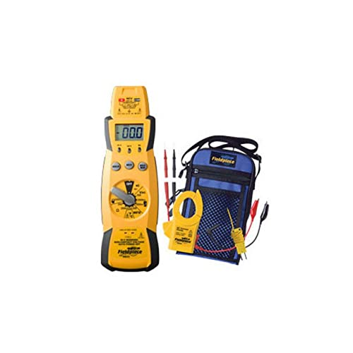 Best HVAC Clamp Meter - Fieldpiece HS33 Review