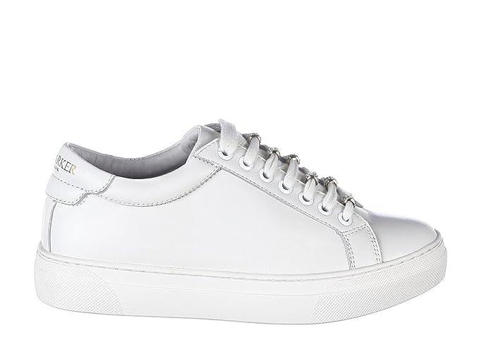 Donna Primavera White 2018 Parker Sneaker 15a118 Uma Estate Scarpe 8nwkOX0P