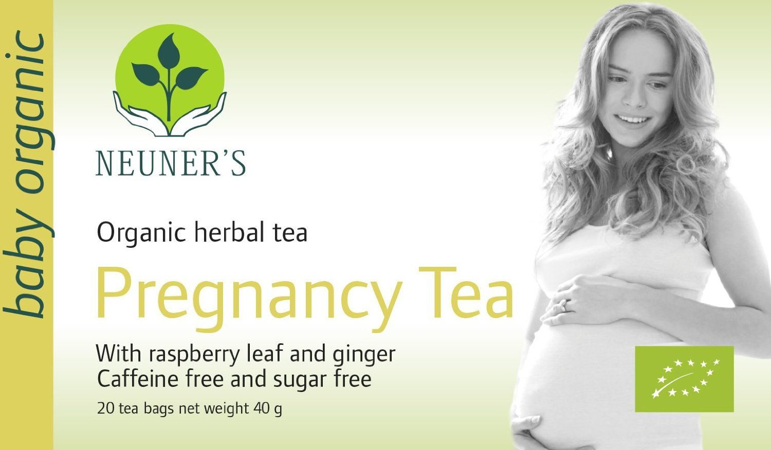 (Pack Of 2) - Organic Pregnancy Tea | NEUNER'S NEUNER'S