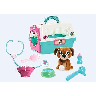 Disney Doc McStuffins Pet Vet On The Go Pet Carrier: Toys & Games