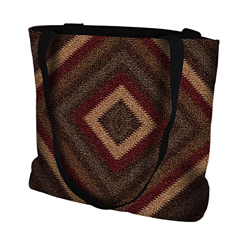 Pure Country Outdoor Travel Southwest Sampler Russet Tote...
