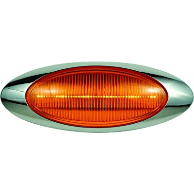 Optronics 00212135P Amber LED Marker Light: Automotive