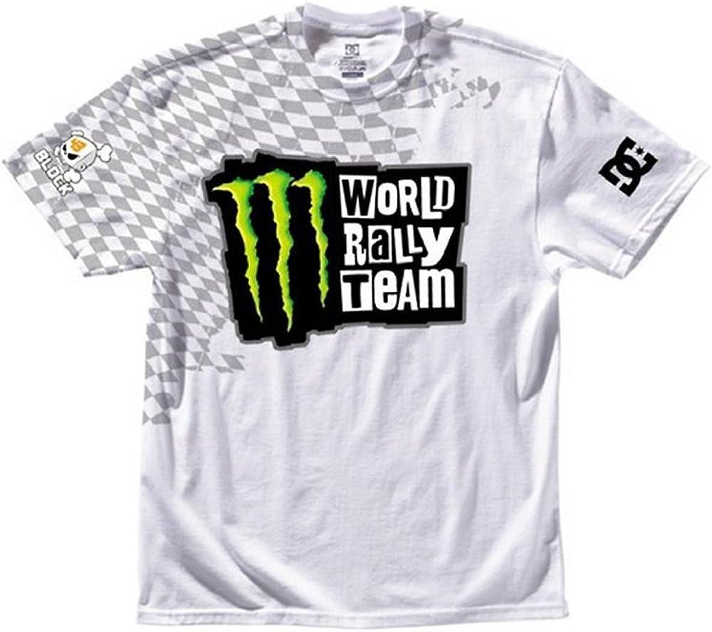 DC Shoes - Camiseta para hombre blanco L: Amazon.es: Ropa y accesorios