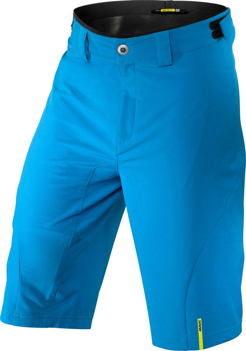 Mavic Crossride Fahrrad Short (inkl Innenhose) kurz blau 2016