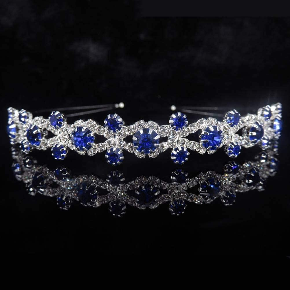 UK Womens Girls Jewel Gems Headband Crystal Hair Band Ladies Shiny Headwear Gift