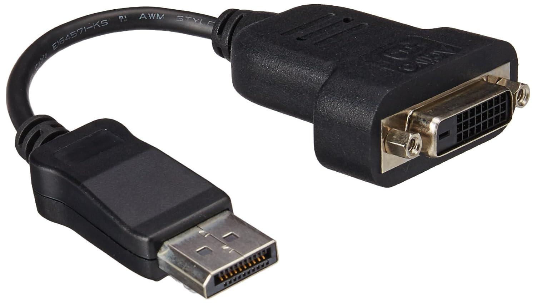 StarTech.com DisplayPort To DVI Adapter - Active: Amazon.co.uk ...