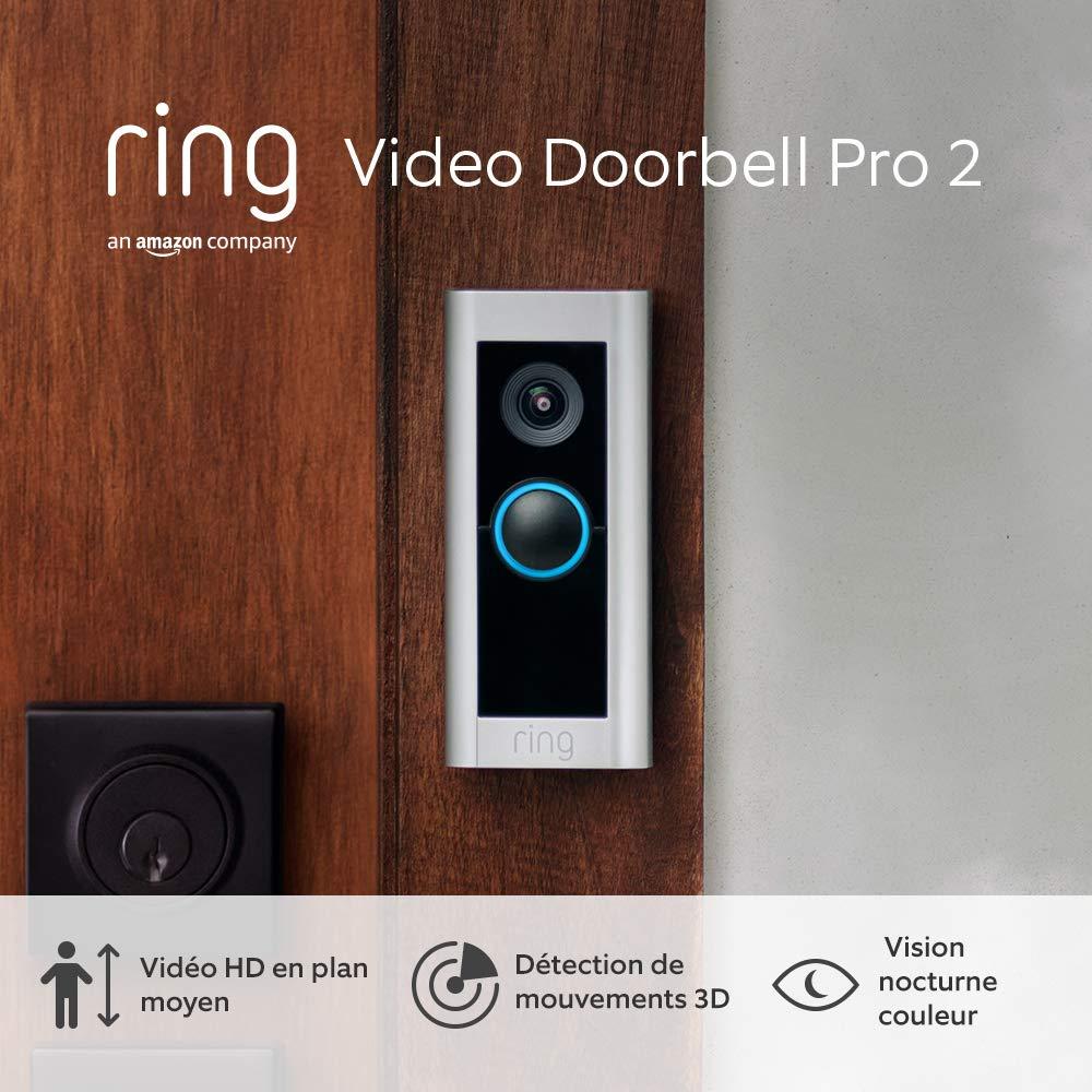 Découvrez Ring Video Doorbell Pro 2 par Amazon
