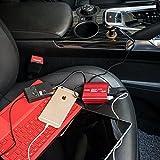 Foval 150W Car Power Inverter 12V DC to 110V AC