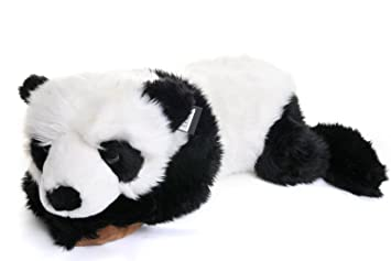 77c355d5b77ac Plush Soft Toy Floppy Panda. 70cm.  Amazon.co.uk  Toys   Games