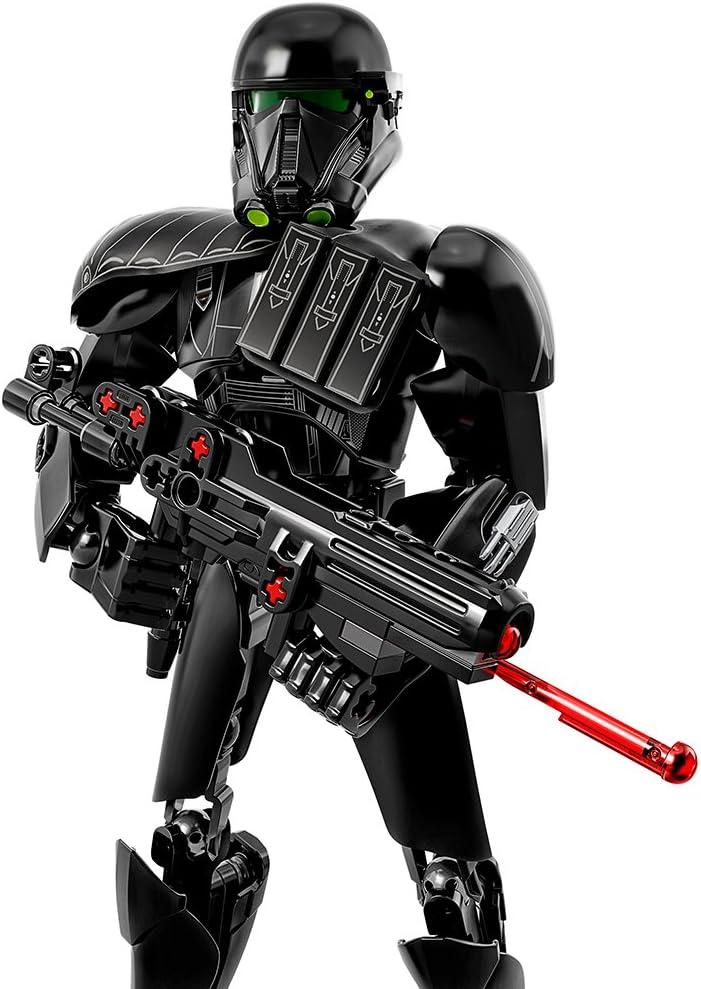 LEGO STAR WARS 75121 Imperial Death Trooper MISB 5835Z-43